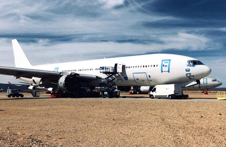 Aventure Acquires Boeing 777-200ER Aircraft