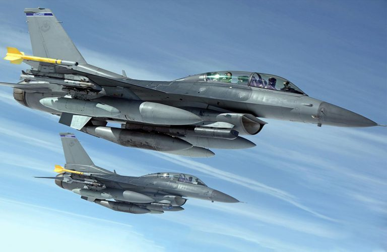 Aventure Military Division Ready for F-16 TCG