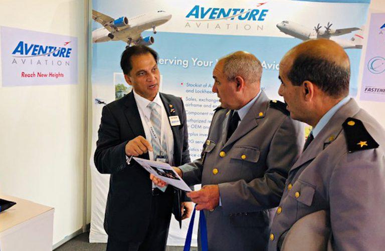 Marrakech Airshow Features Aventure Exhibit