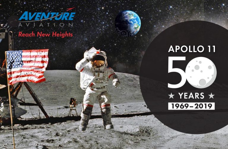Aventure Commemorates the 50th Anniversary of the Historic First Moon Landing
