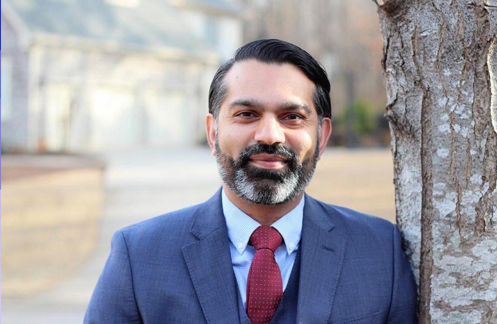 Aventure Aviation President Talha Faruqi