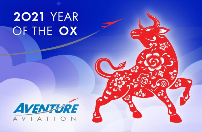 2021 Year of the Ox – Aventure Aviation