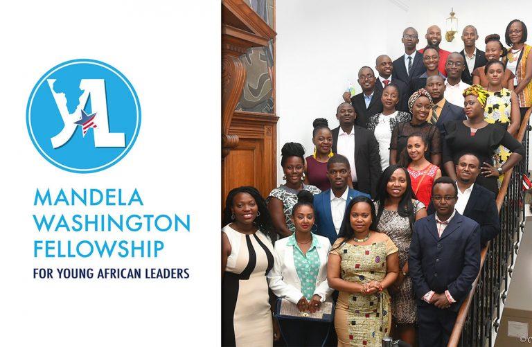 Mandela Washington Fellowship for young African leaders