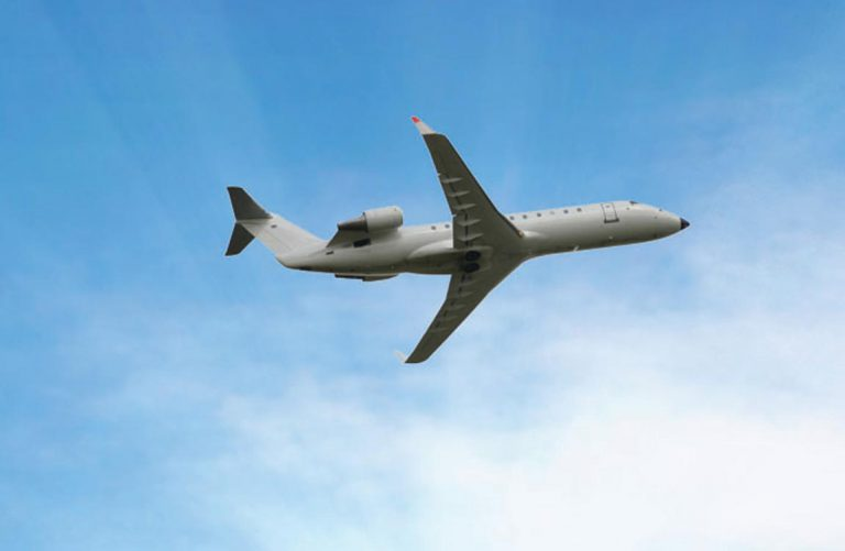 Aventure Acquires Two CRJ200s for Teardown