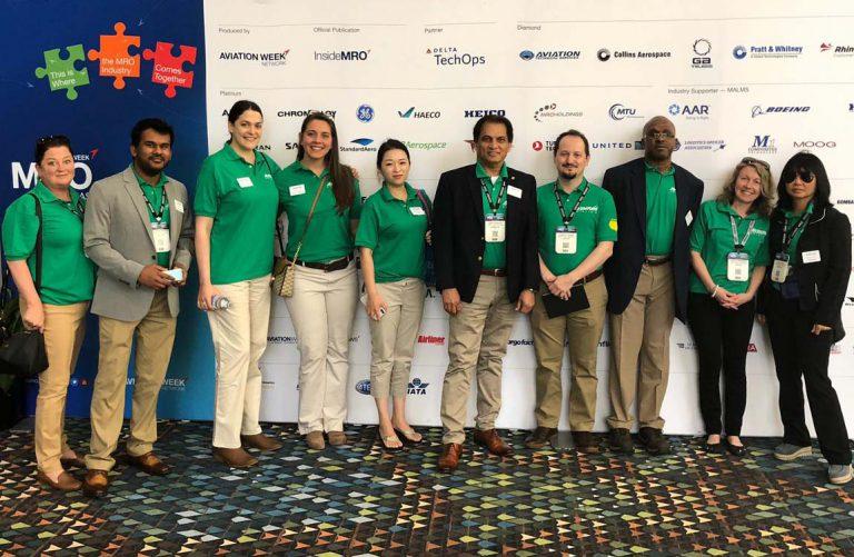 Aventure Welcomes MRO Americas Guests to Atlanta