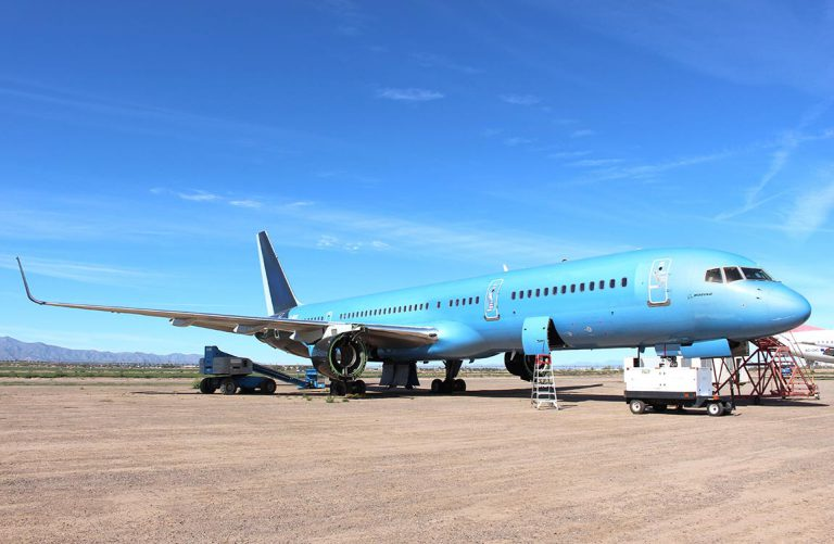 Aventure Acquires Boeing 757-200 to Dismantle